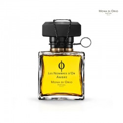Eau de Parfum AMBRE - Les Nombres d'Or