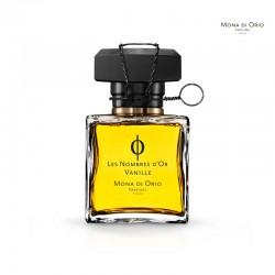 Eau de Parfum VANILLE - Les Nombres d'Or