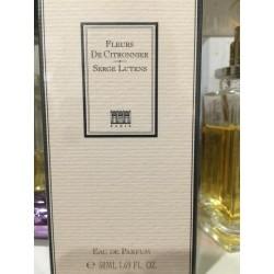 Eau de Parfum FLEURS DE CITRONNIER
