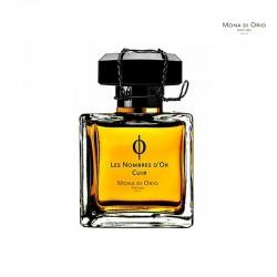 Eau de Parfum CUIR - Les Nombres d'Or