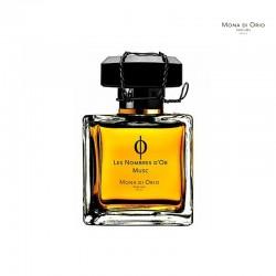 Eau de Parfum MUSC- Les Nombres d'Or