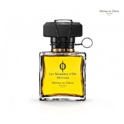Eau de Parfum VETYVER - Les Nombres d'Or