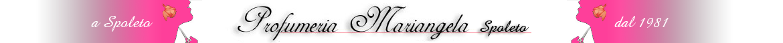 Profumeria Mariangela Spoleto (PG)
