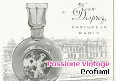 Profumi Vintage - Passione Vintage